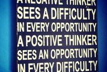 Inspirational quotes / Inspiring