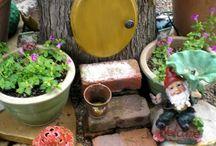Ideas - Fairy Garden Homes / by Jen