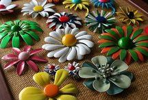 fiori  vintag