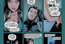 The Bat and the Cat / Bruce & Selina <3