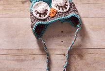 crochet stuff / by Jennifer Meinhart