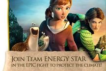 Team Energy Star / Team ENERGY STAR is on a simple but extremely important mission: encourage kids and families to save energy at home. How? By empowering them to protect the climate and reduce air pollution through easy-to-implement, money-saving actions.