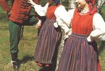 Folk Costume-Poland / by Susan Malafarina-Wallace