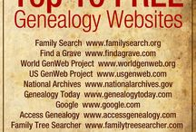 Genealogy Research / by Maureen