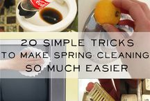 Diy cleaning products and tips