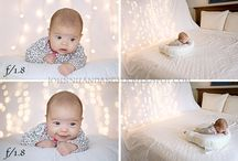 Baby and family photo ideas