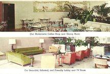 Send a Postcard Home / Vintage postcards