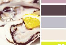 My Favorite Creative Palettes  / Color Inspiration to Stimulate your Creativity