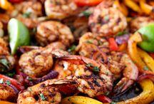 Dinner Ideas - Shrimp