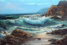 Море ,волны