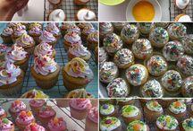 Receitas & Recipes - CupCakes & Queques & Muffins