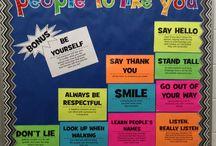 Positive behaviours