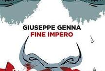 """Fine Impero / """"Fine Impero"""" di Giuseppe Genna edito da minimum fax (http://bit.ly/14nlU2P)"""