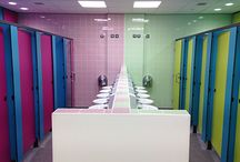 Washrooms for Schools / We offer a range of products ideal for school washrooms