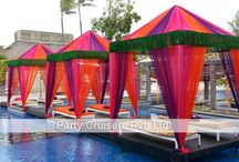 Wedding in Mauritius / Party Cruisers Pvt. Ltd. had arranged a beautiful wedding in Mauritius.