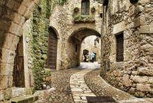 pueblos medievales  España