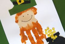 St pattys day crafts and snacks / by Colleen Ryan-Sticco