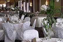 Wedding decor / Little details to make your wedding special.  Linens Etc in Calgary, Alberta.  Linensetc@shaw.ca