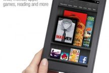 kindle fire / by barb wright