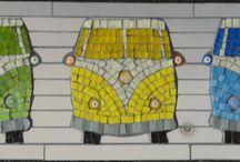 mozaik yapılacak
