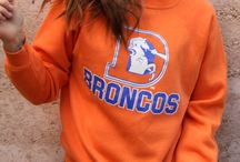 Broncos  / by Lacey Arzt