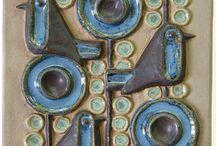 Retro Modern Pottery / Céramique