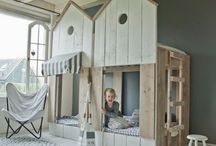 BED - bunk bed (tree) house