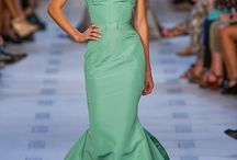 Ocean Inspired  / Fashion Color Trend