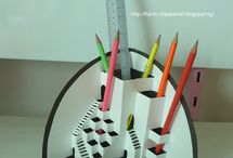 Origami, Kirigami, Paper Art