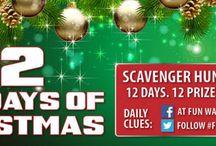 12 Fun Days of Christmas