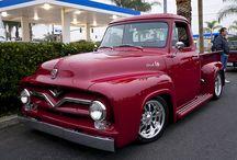 hot rod i pickup