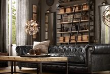 Steampunk Decor Ideas