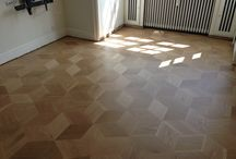 Junckers Hexparket / Floor