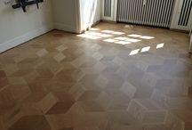 Junckers Hexparket / Floor