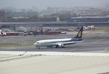 Jet Airways Aircraft Maintenance Facility