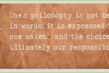 Green philosophy