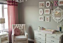 Baby Decor & Nursery. / by Sophie Soldan