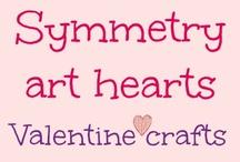 Valentine crafts