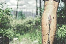 Tattoo - legs