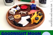 Goodnight Moon Activities / by Squish Ideas