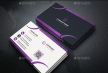 Business Cards / The best business design cards templates for your company.
