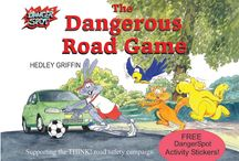 Road Safety / Road safety book for children