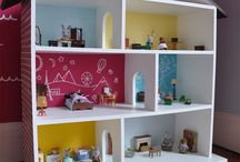 how to make a doll house diy