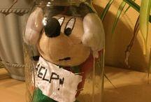 Mickey Elf on the shelf / by David Wilson