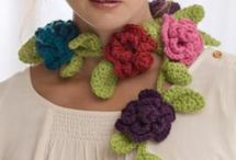 bufanda flores