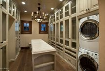 Home ~ Laundry Room / by Nan Lovick