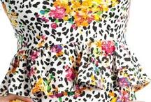 Peplum Dresses