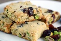 Gluten Free Muesli Scones / These scones have little muesli combination of dried fruits and nuts, and are the perfect vehicle for fellow muesli addicts. Visit http://bestlifeblueprint.bizblueprint.com/healthy-recipies/gluten-free-muesli-scones