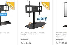 TV - LCD Tafelstandaard - TV VOET