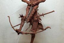 Asian Character design inspiration